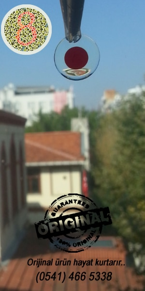renk körlüğü lensi kampanyası
